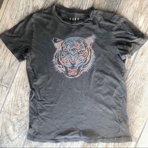 3/$20 Free State Three Eyed Tiger Graphic Tee